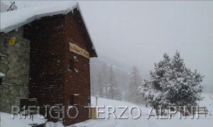 rifugio terzo alpini capodanno