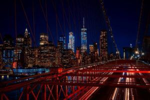 notte di capodanno a new york