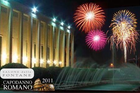 Capodanno romano festeggia in 2 con un evento scontato al for Capodanno romantico per due
