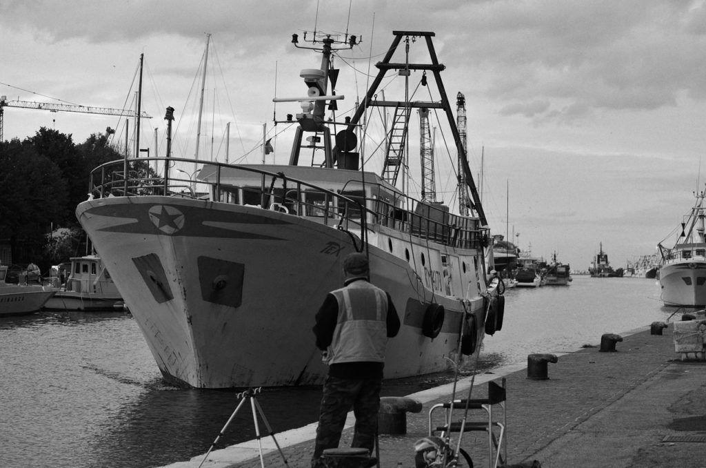 barca porto di rimini