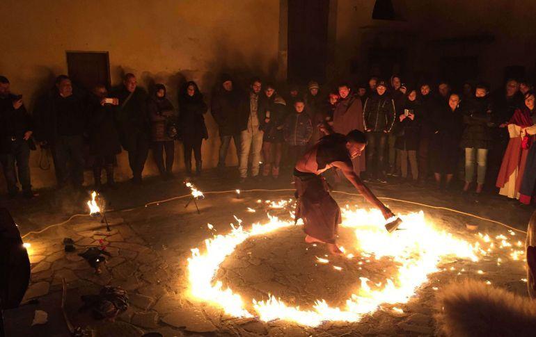 Capodanno Medievale 2019 a Bagno a Ripoli (Firenze)