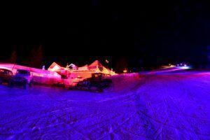 pista da sci in val di non a capodanno