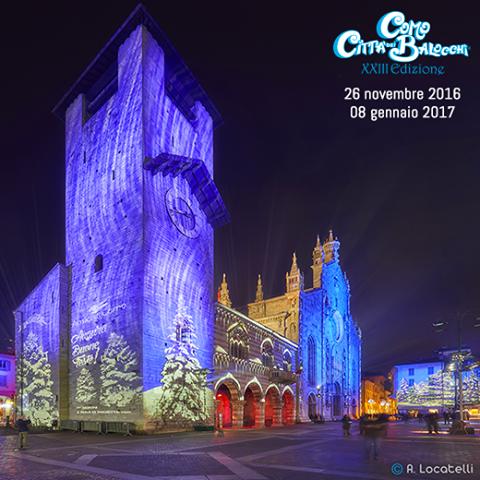 Como, Città dei Balocchi: Eventi a Natale e Capodanno