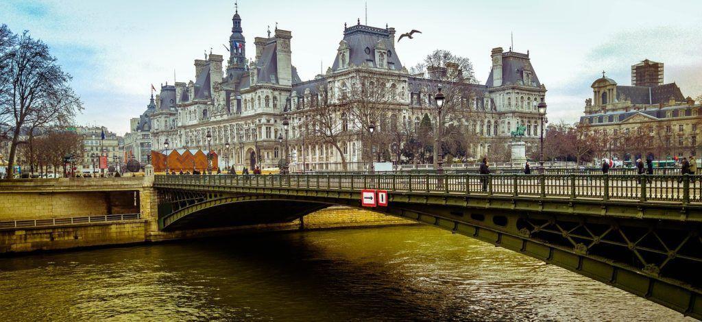 capodanno romantico parigi