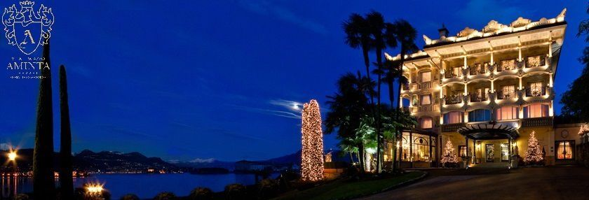 Capodanno sul Lago Maggiore a Villa Aminta