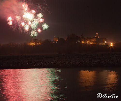 Capodanno al castello di Rivalta con i Conti Zanardi Landi