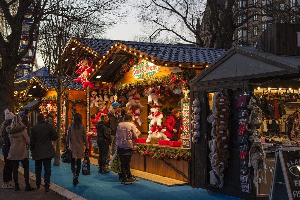 mercatini di natale a capodanno