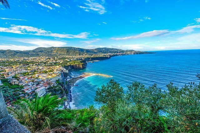 Capodanno a Salerno 2018: Le luminarie più belle d'Italia