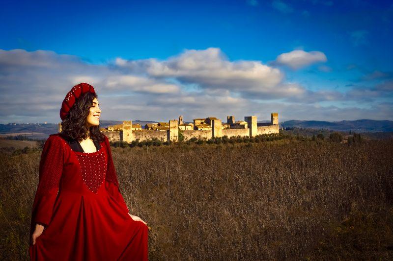 Capodanno medievale a Monteriggioni