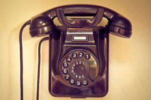 telefono vecchio