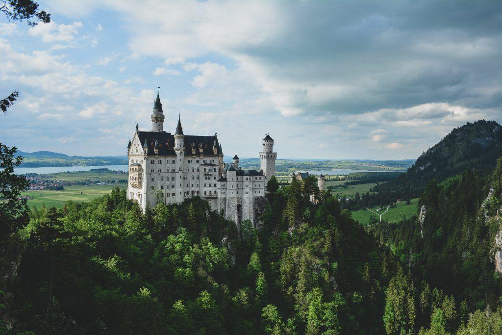 castello della walt disney