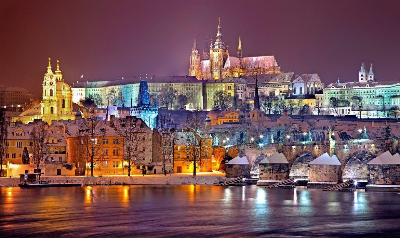 Capodanno e Praga: Crociera sul fiume, musica e tanto altro