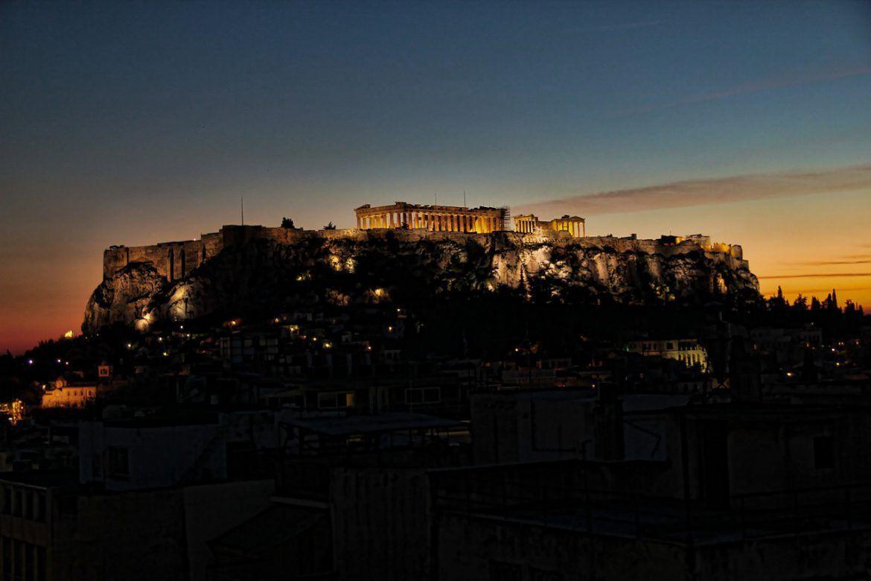capodanno 2019 ad atene in grecia