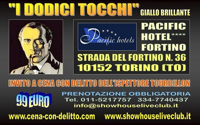 Capodanno con delitto al Pacific Hotel Fortino di Torino