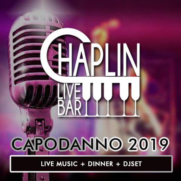 capodanno 2019 al live chaplin bar di roma