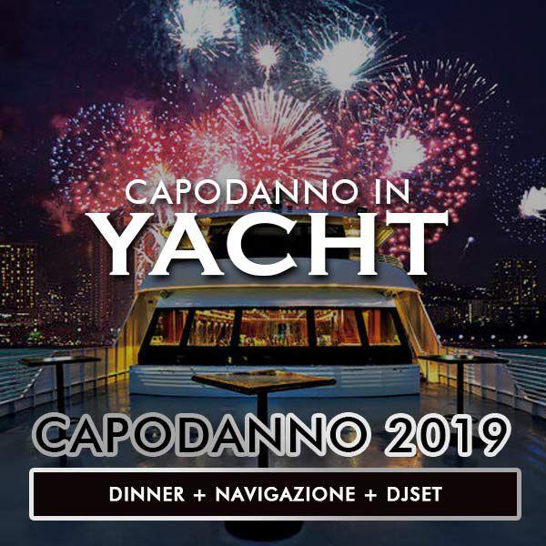 capodanno 2019 a roma in yacht