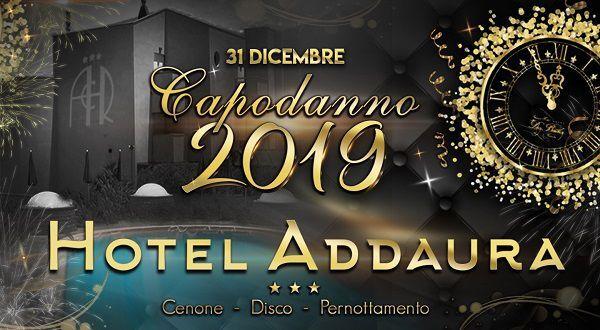 capodanno 2019 all'hotel addaura di palermo