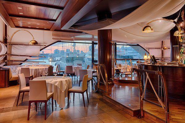 ristorante del nh collection genova marina