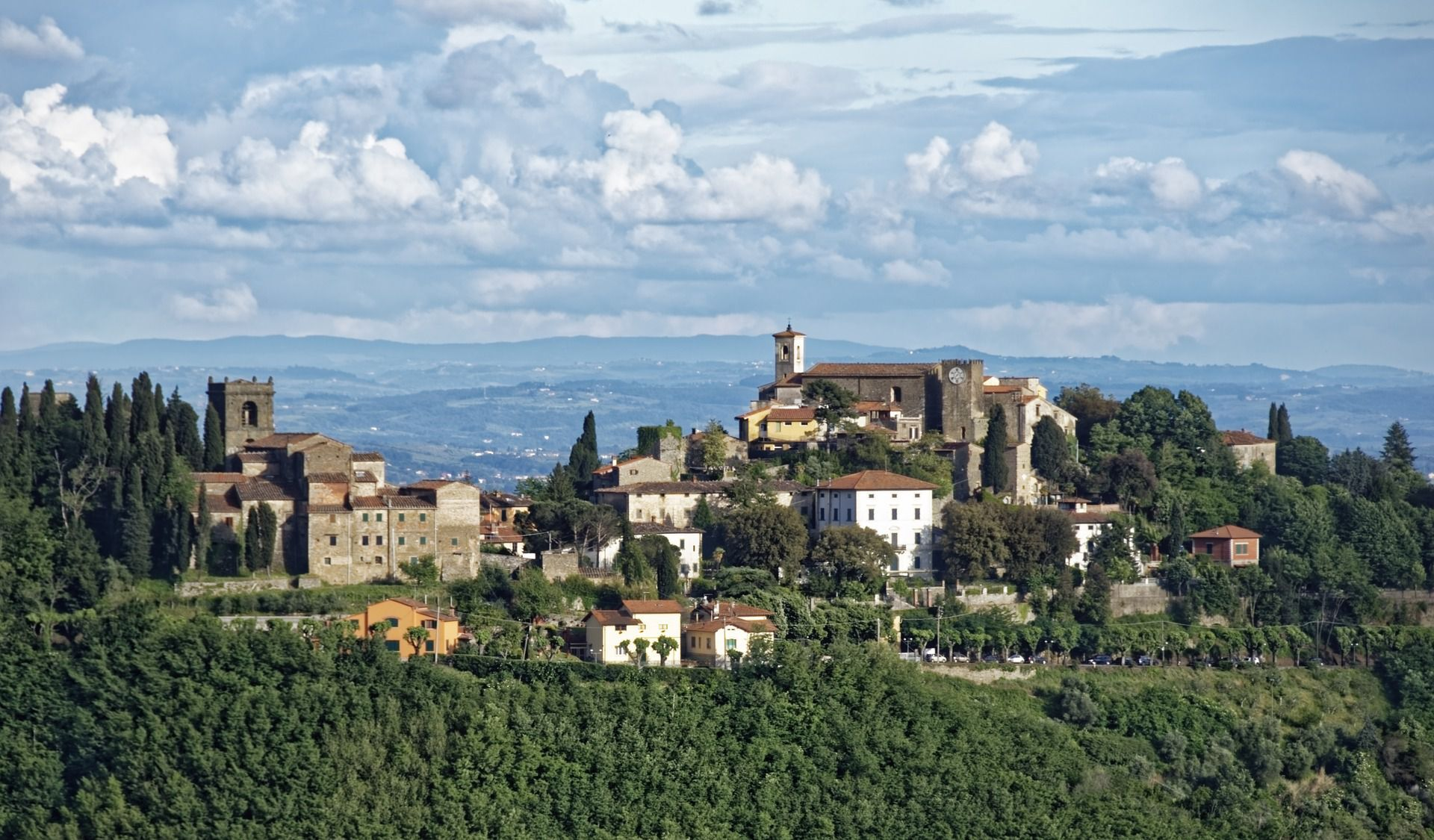 Capodanno terme Toscana