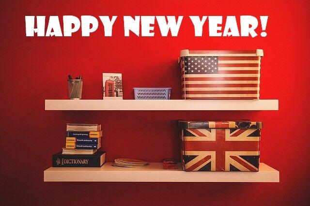 Auguri di buon anno in diverse lingue