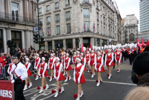 Parata a Londra