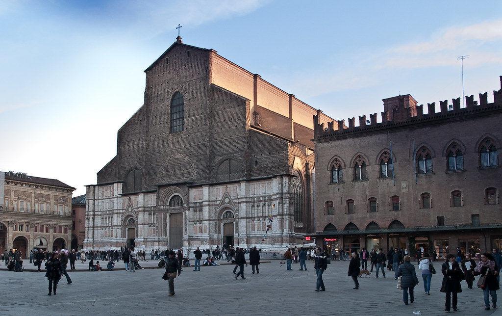 Capodanno in piazza Maggiore a Bologna