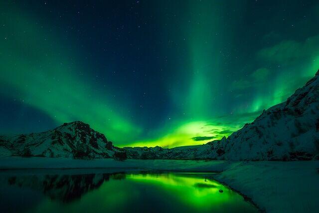 Capodanno in Islanda: Falò e natura mozzafiato