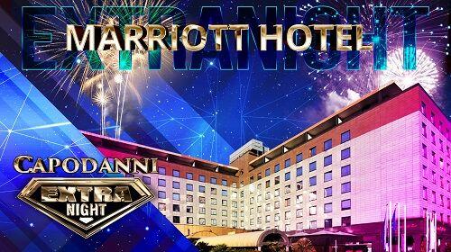 capodanno 2020 milano marriott hotel