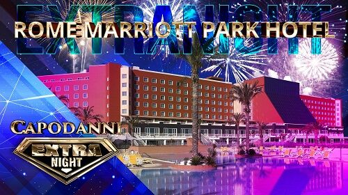 capodanno 2020 a roma al marriott park hotel
