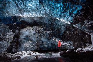 Capodanno in Islanda: i ghiacciai