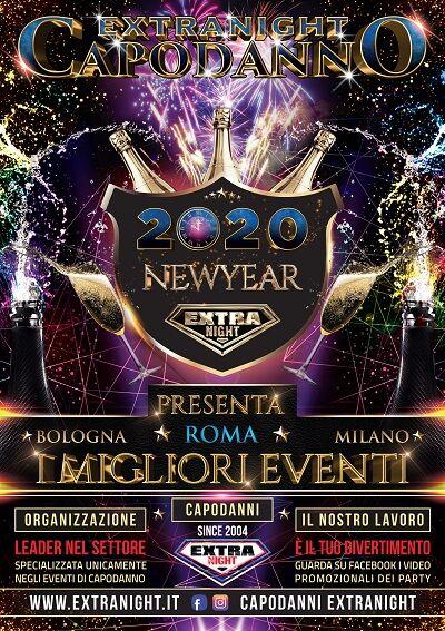 locandina capodanno extranight roma