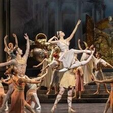 Balletto Sylvia al teatro della scala