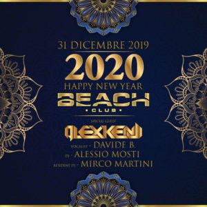 Capodanno 2020 al Beach Club