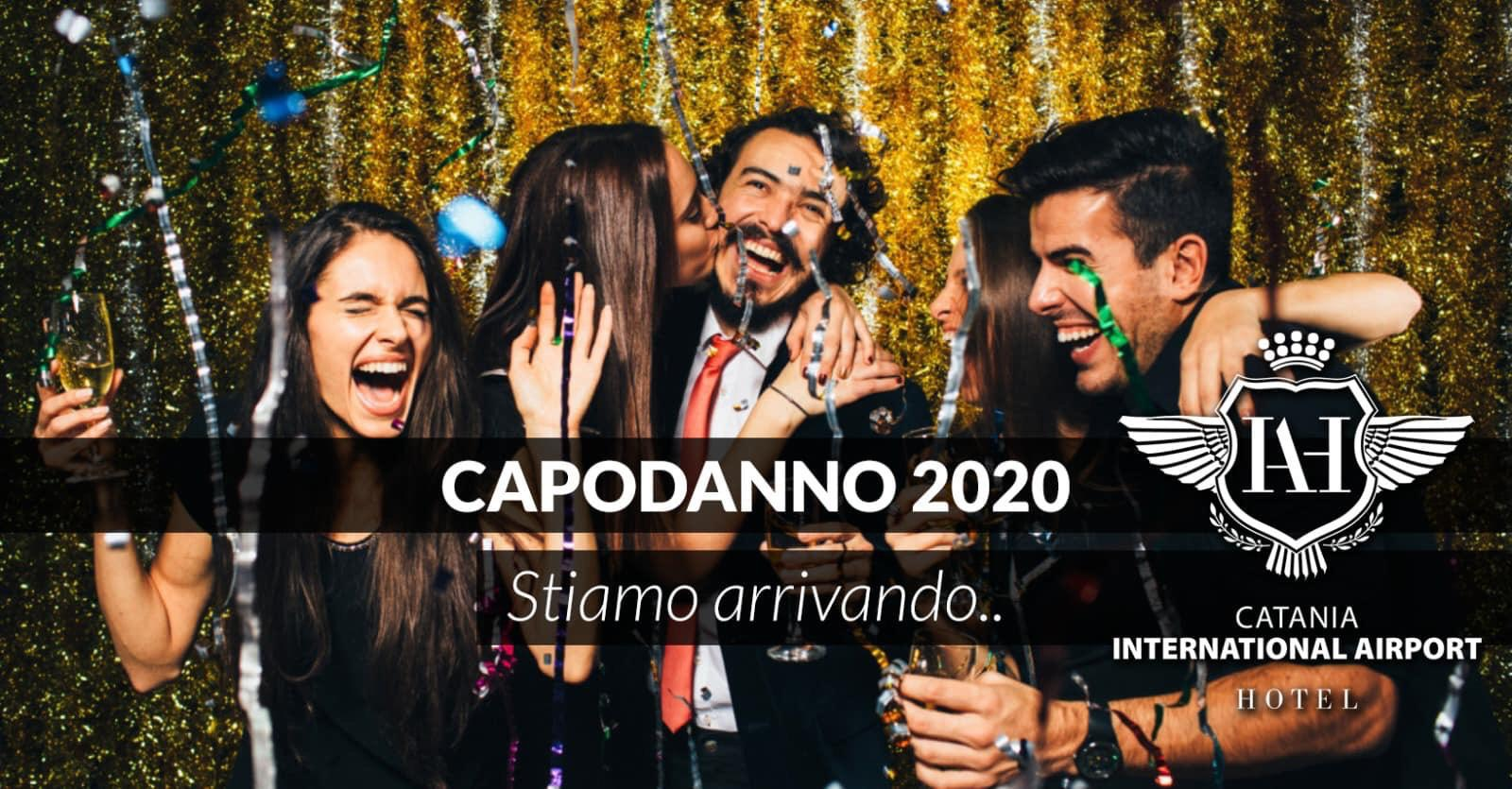 Capodanno 2020 al Catania International Airport Hotel