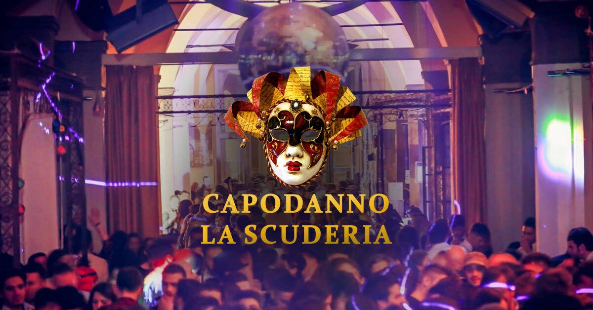 Capodanno 2020 a La Scuderia a Bologna