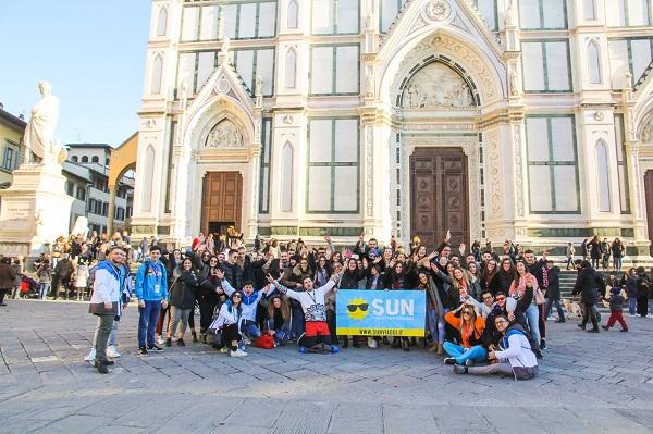 Capodanno 2021 per giovani con Sun Viaggi
