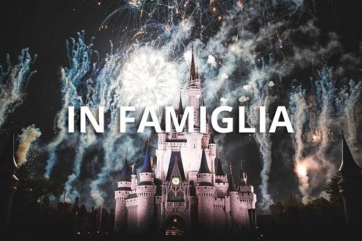 capodanno in famiglia fuochi d'artificio